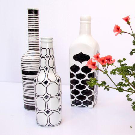 25 Diy Wine Bottle Crafts