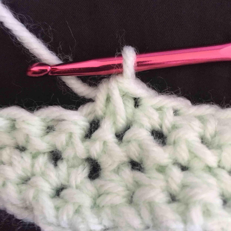 Decrease Single Crochet