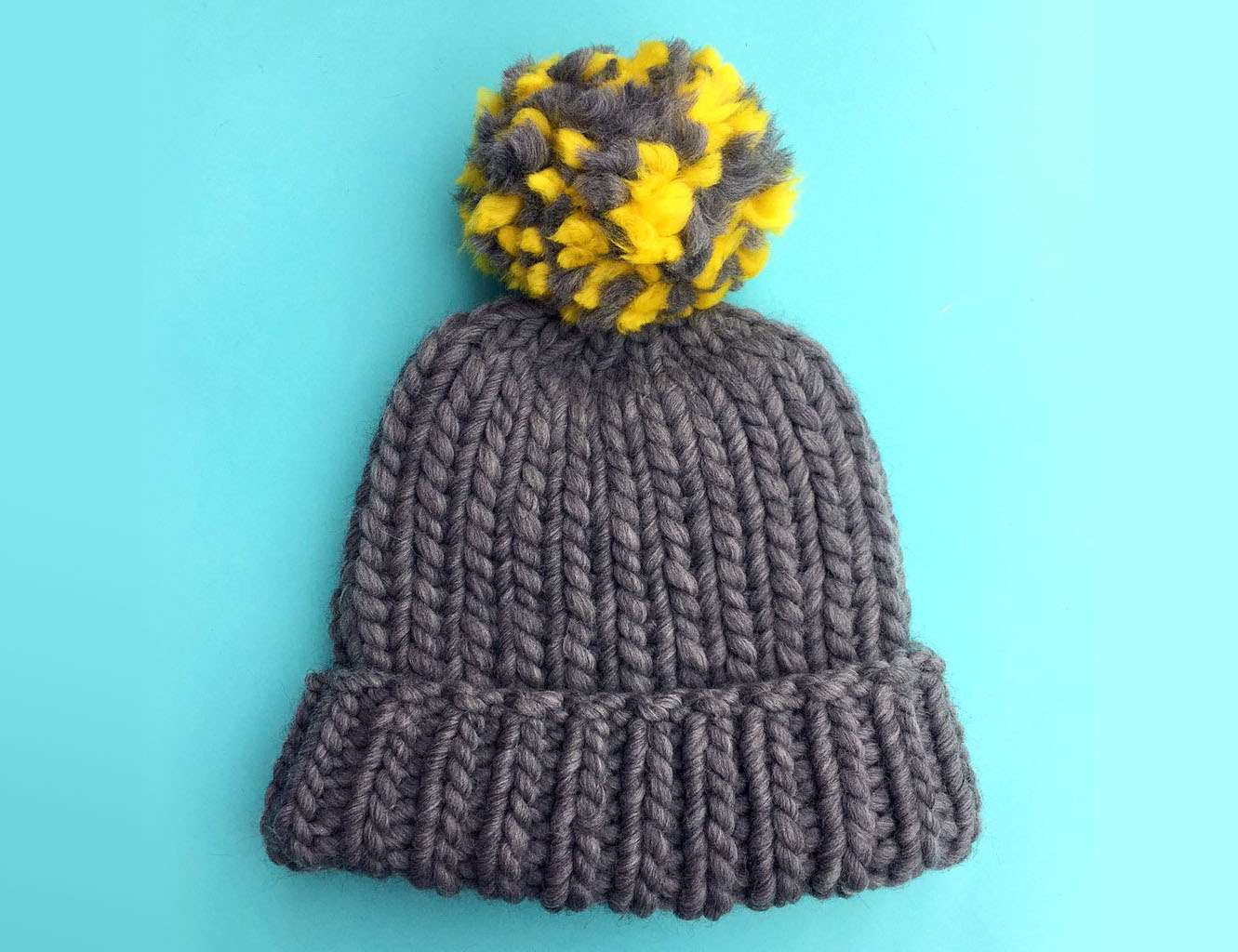 The Everyone Hat Knitting Pattern