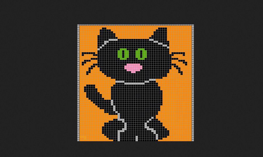 Knit This Cat Sweater for Your Child With This Free Knitting Pattern