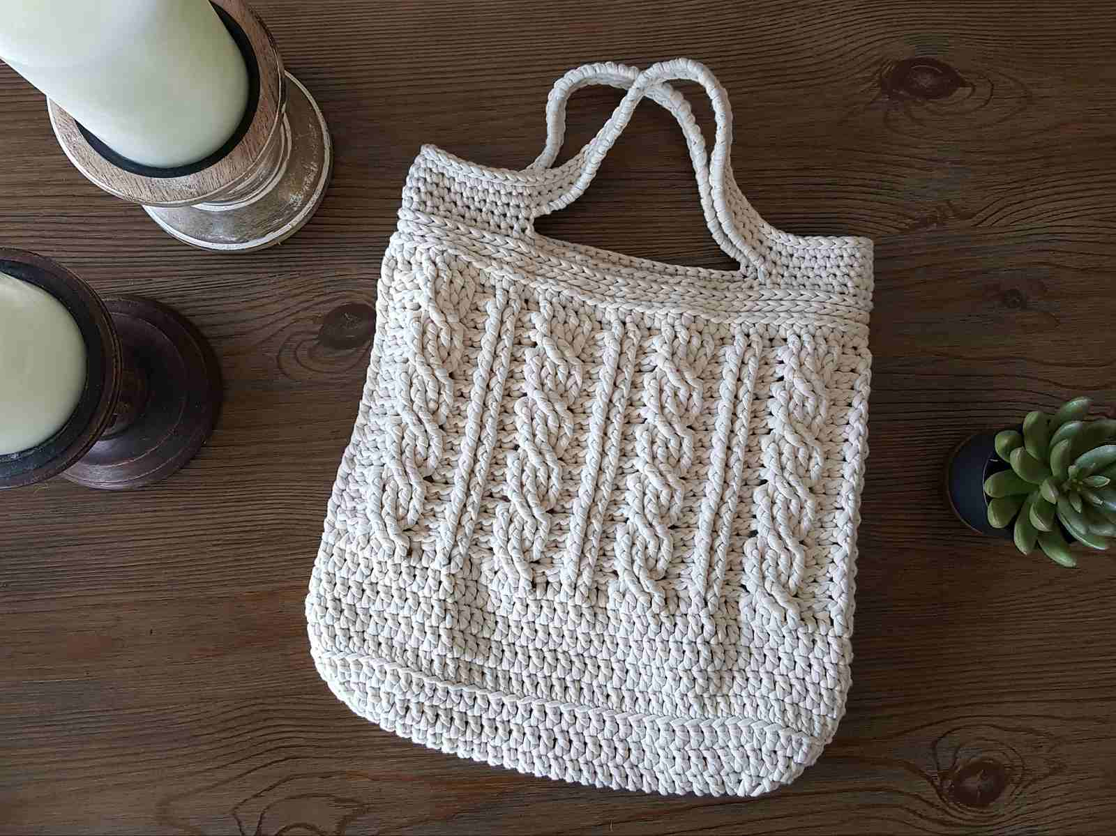 8 Creative Crochet Bag Patterns