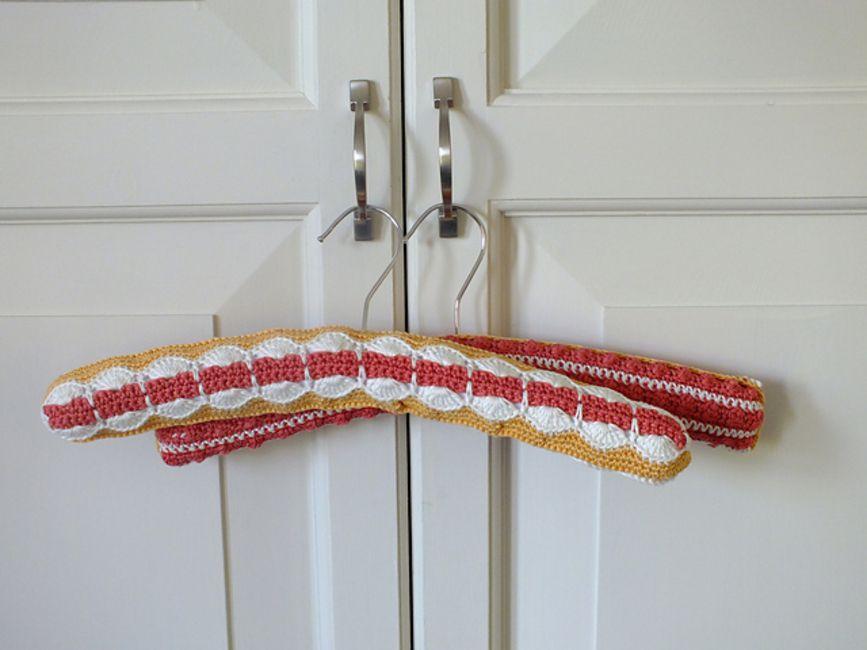 Crochet Coat Hangers Free Patterns