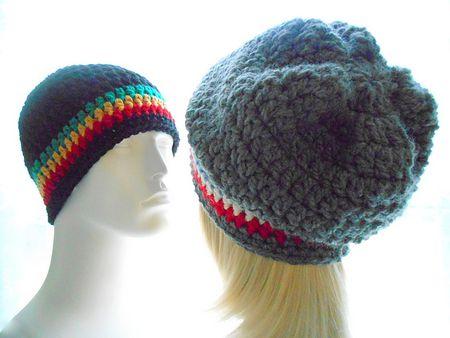 10 Crochet Winter Hat Patterns