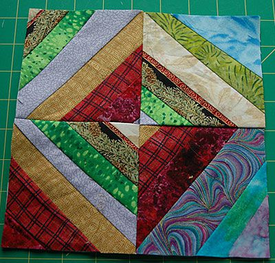 Learn How to String Quilt