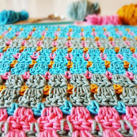 15 Crochet Blankets You Can Make