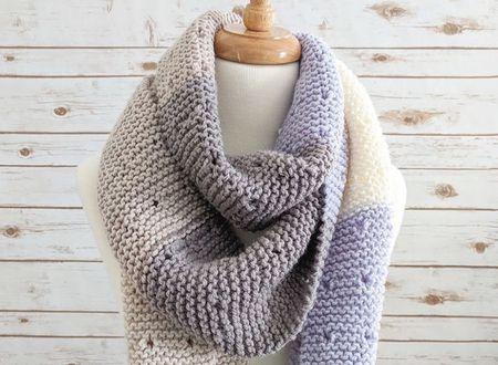 40 Easy Knitting Patterns For Beginners Fascinating Easy Knitting Patterns Scarf