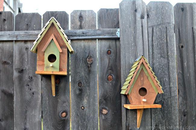 DIY Birdhouse tutorial