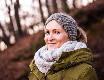 Simple Crochet Headband Free Pattern