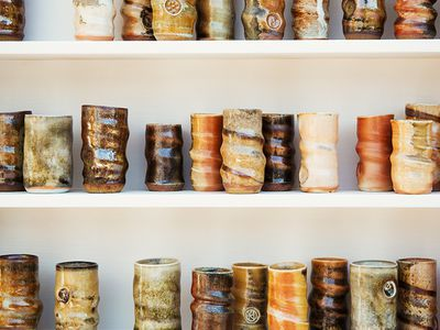 Low-Fire Glaze Recipes for Pottery