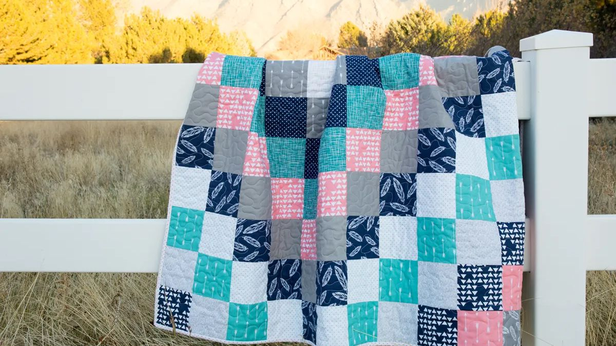 25 Free Quilt Patterns for All Skill Levels