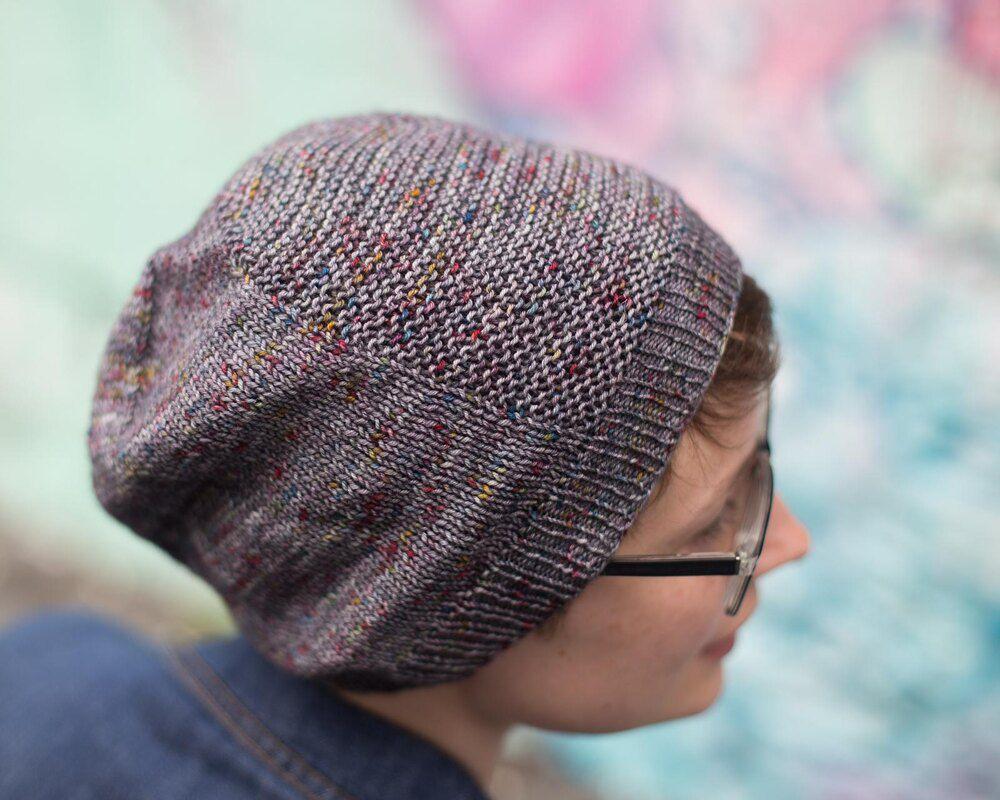 Barley Light Hat Knitting Pattern