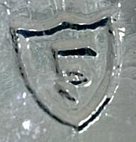 Federal Glass Company F within a Shield mark