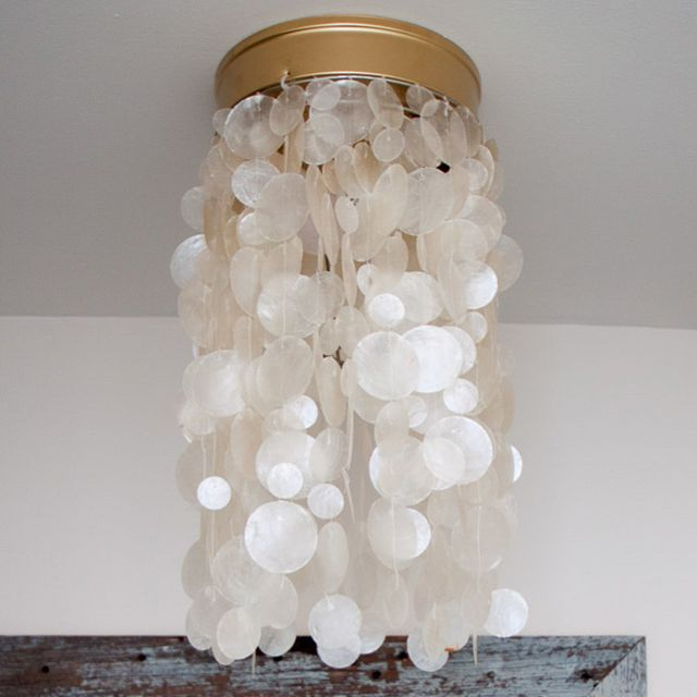 DIY lampshade tutorials