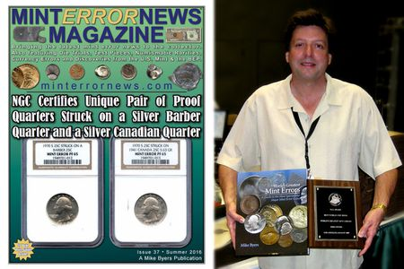 Mike Byers Error Coin Specialist