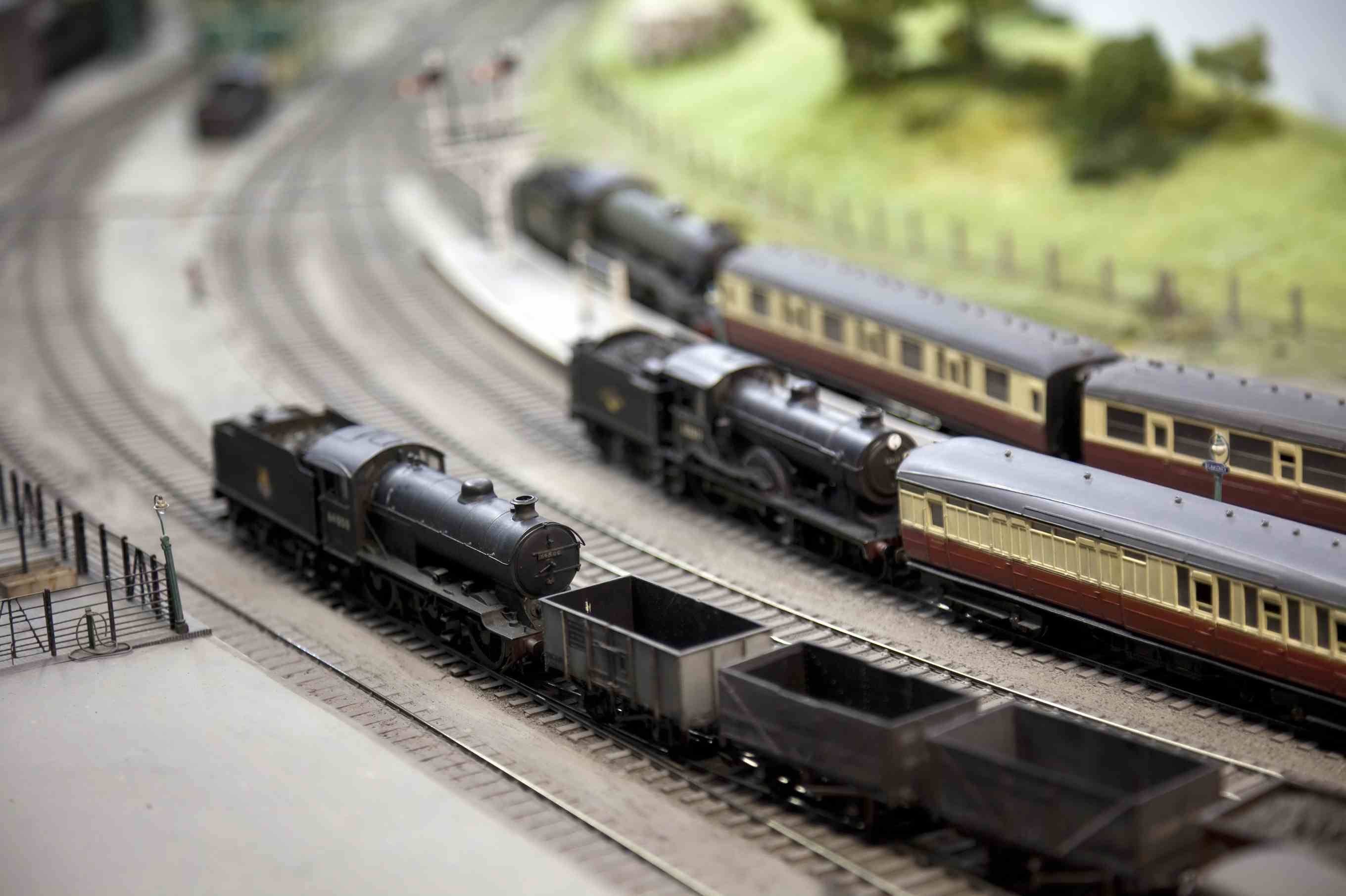 O Scale Issues With Children