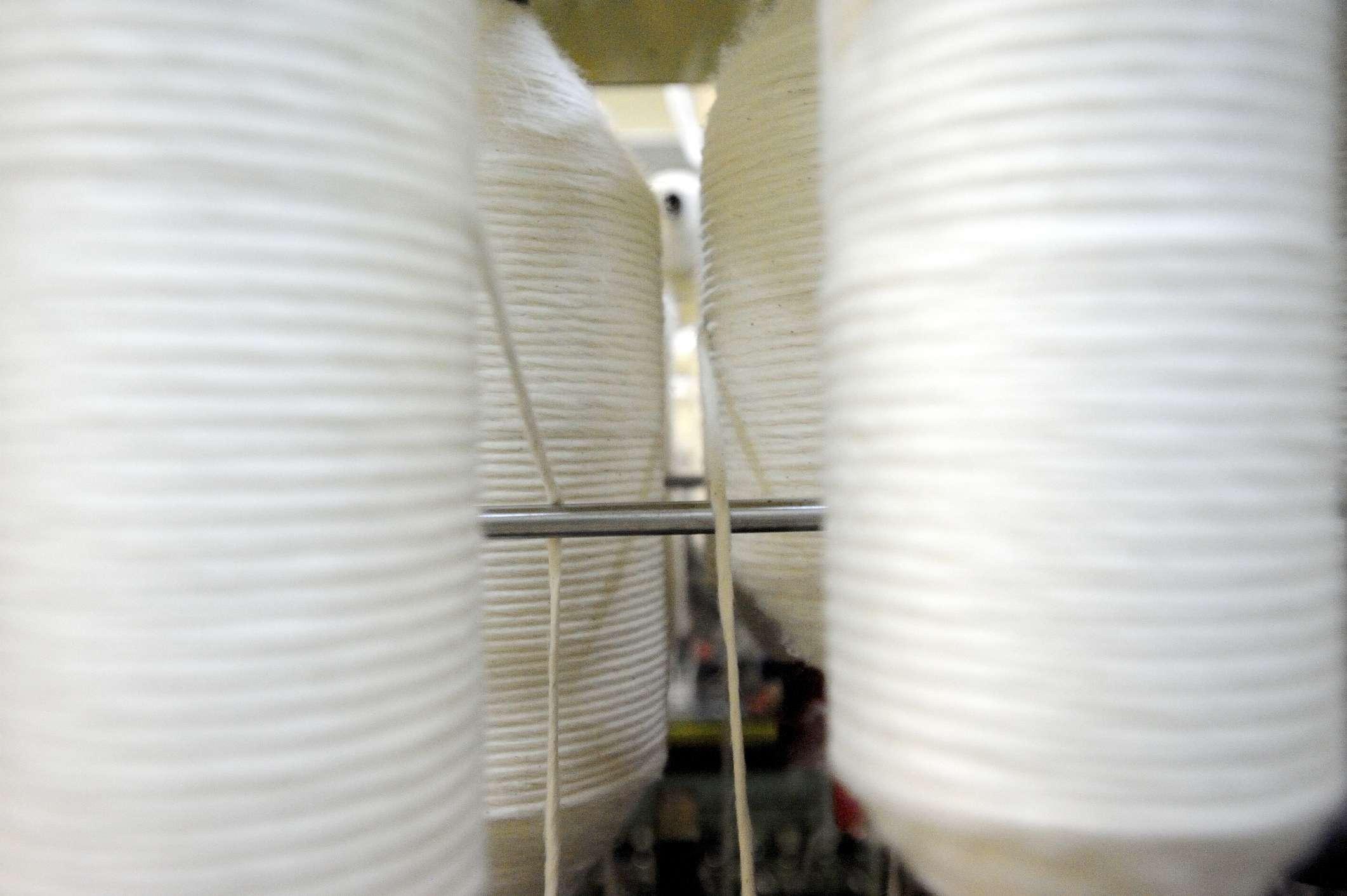 Cotton Yarn Factory