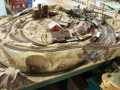 Overview to Building a Model Railroad Helix