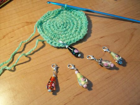 How To Use A Place Marker In A Crochet Project