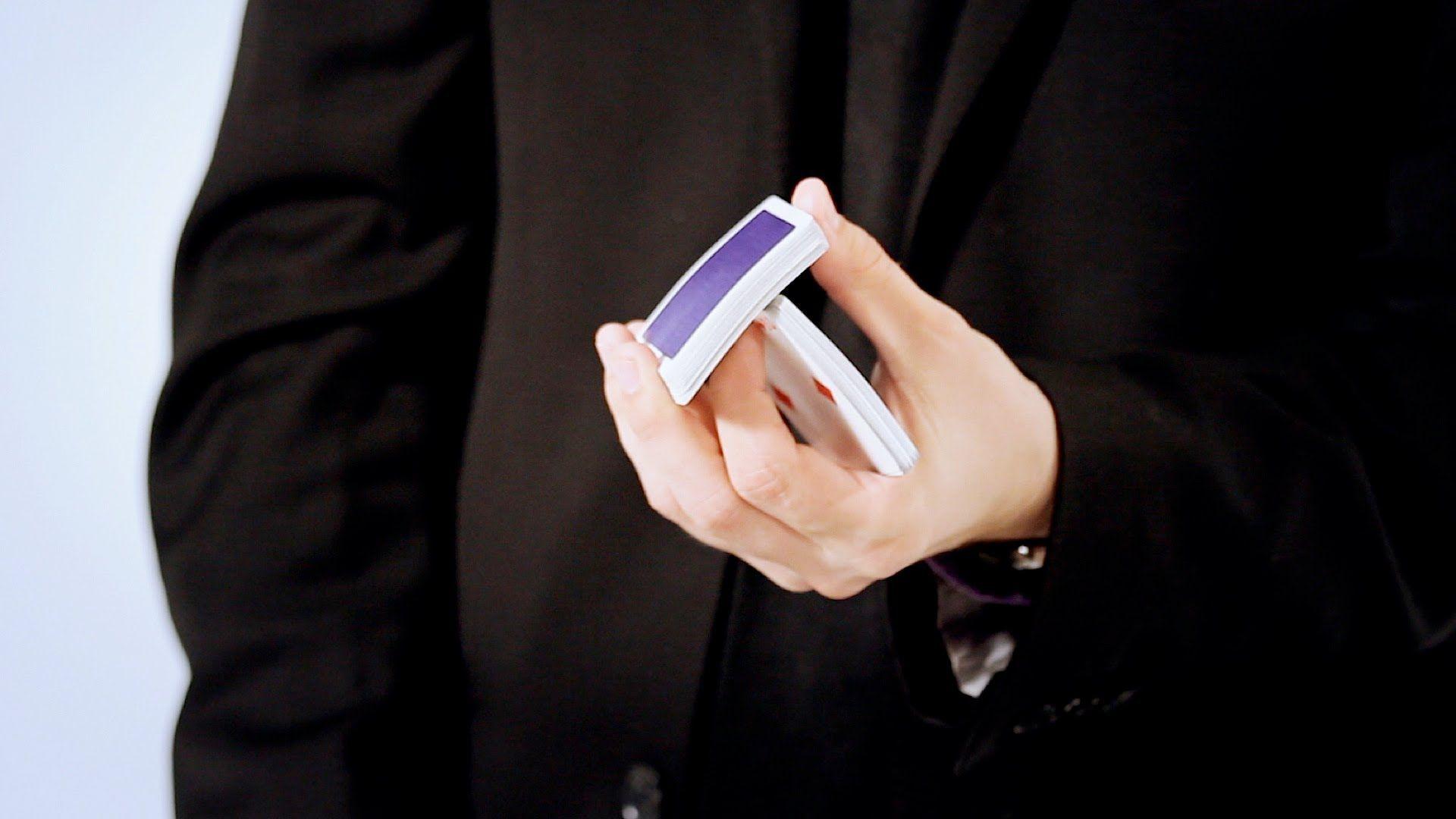 Learn Basic Sleight of Hand Card Tricks