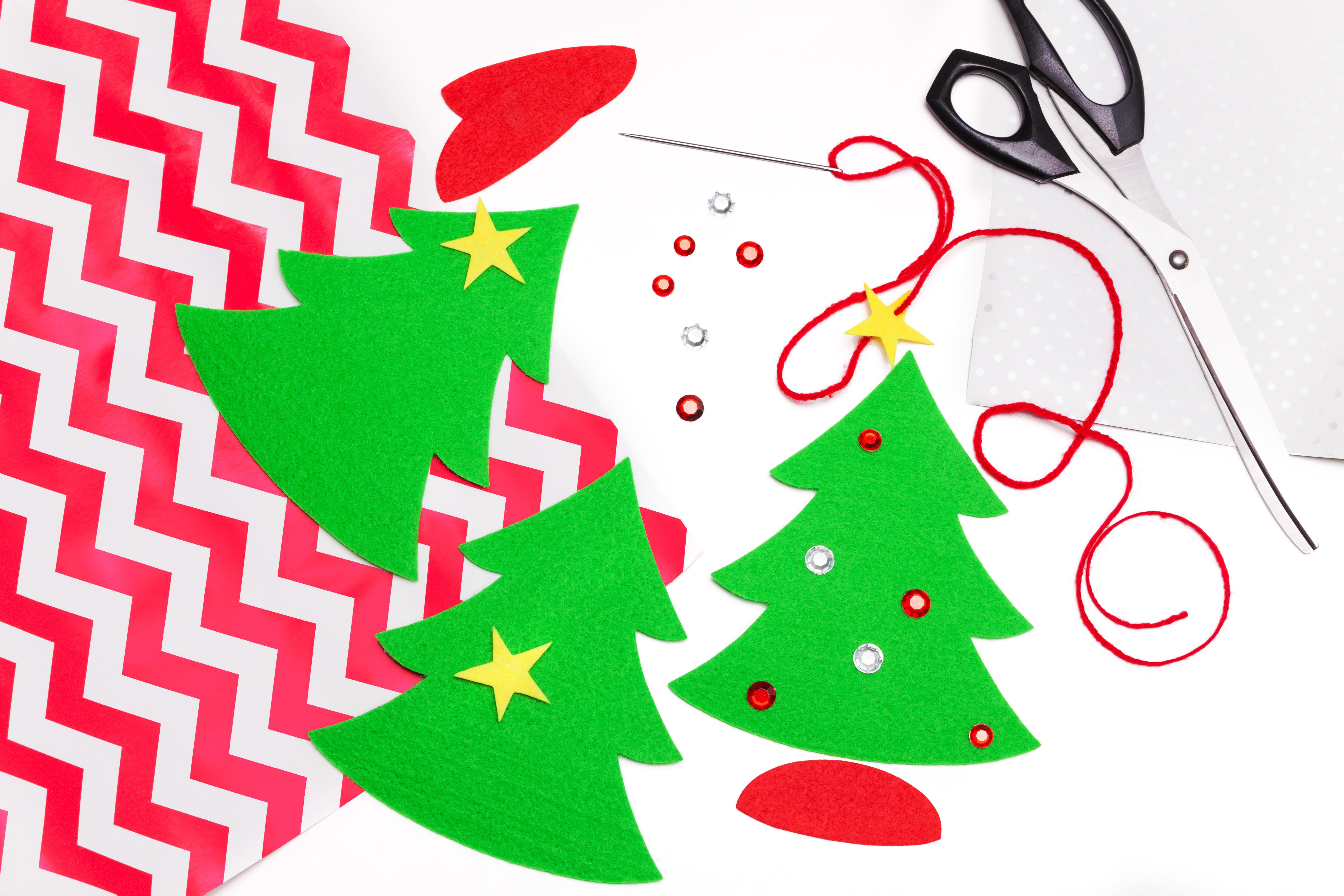 Try These 20 Christmas Tree Crafts for Kids