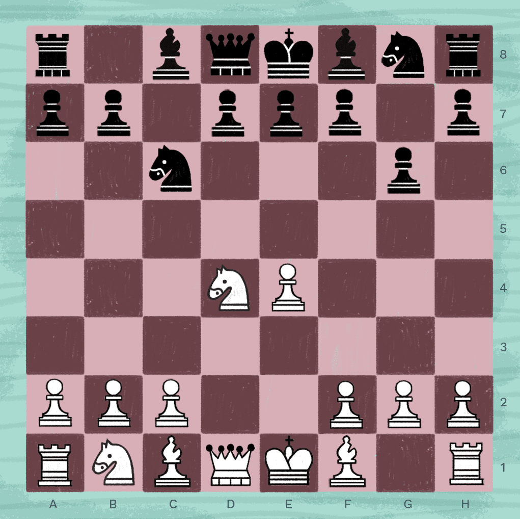 accelerated dragon variation in chess
