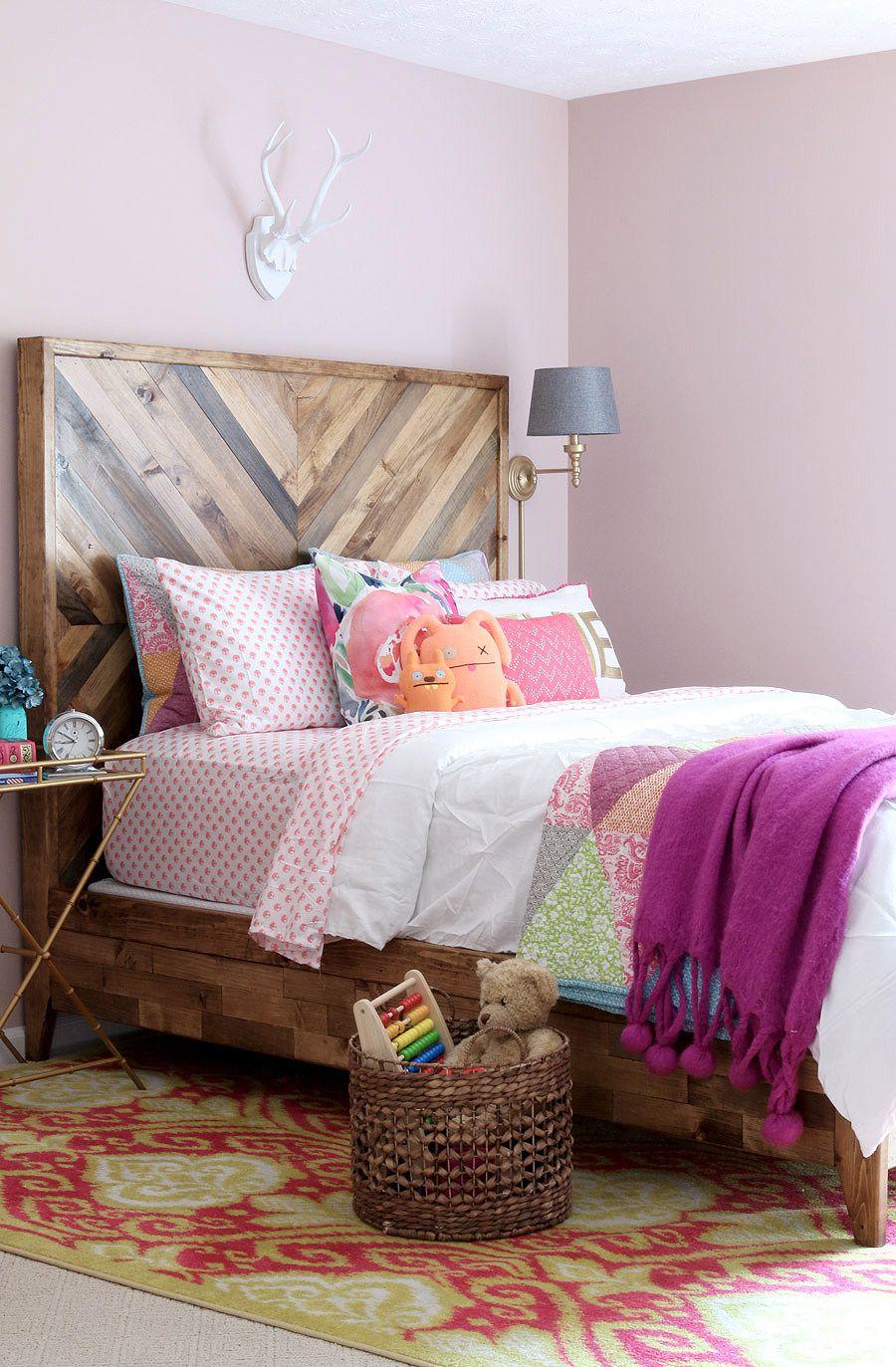 50 DIYs for a Kid's Room