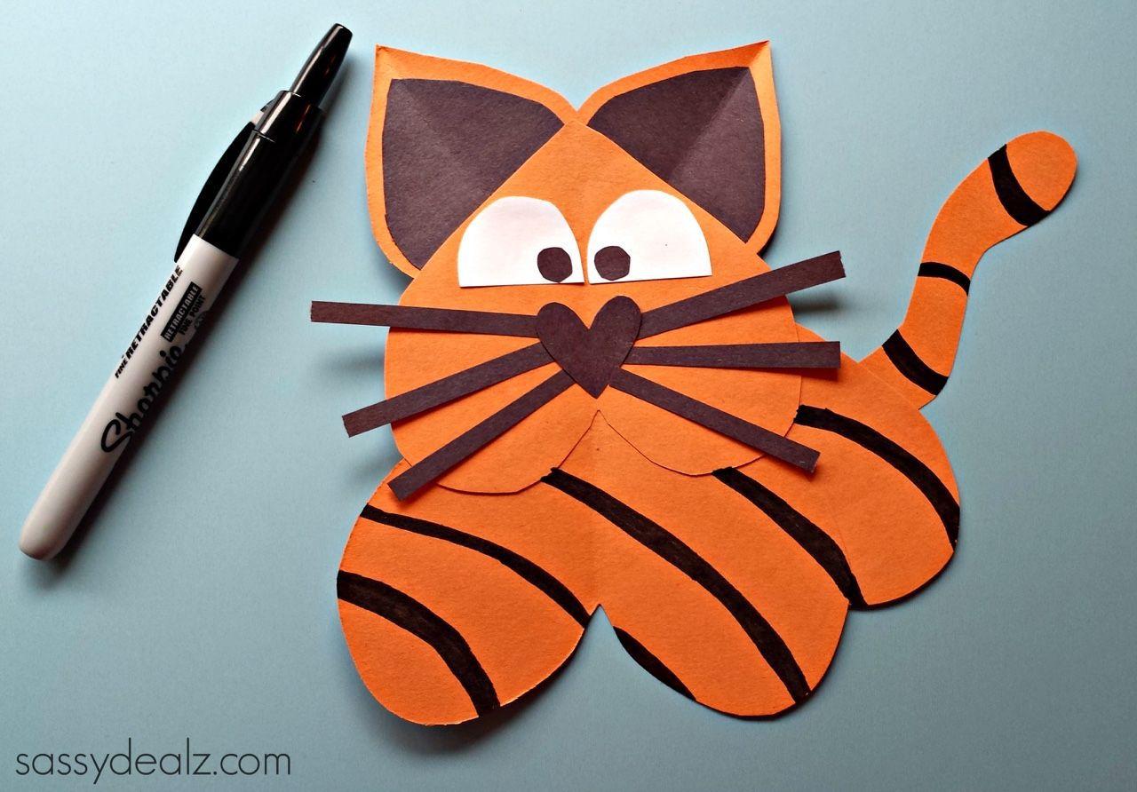 Heart Tiger Craft