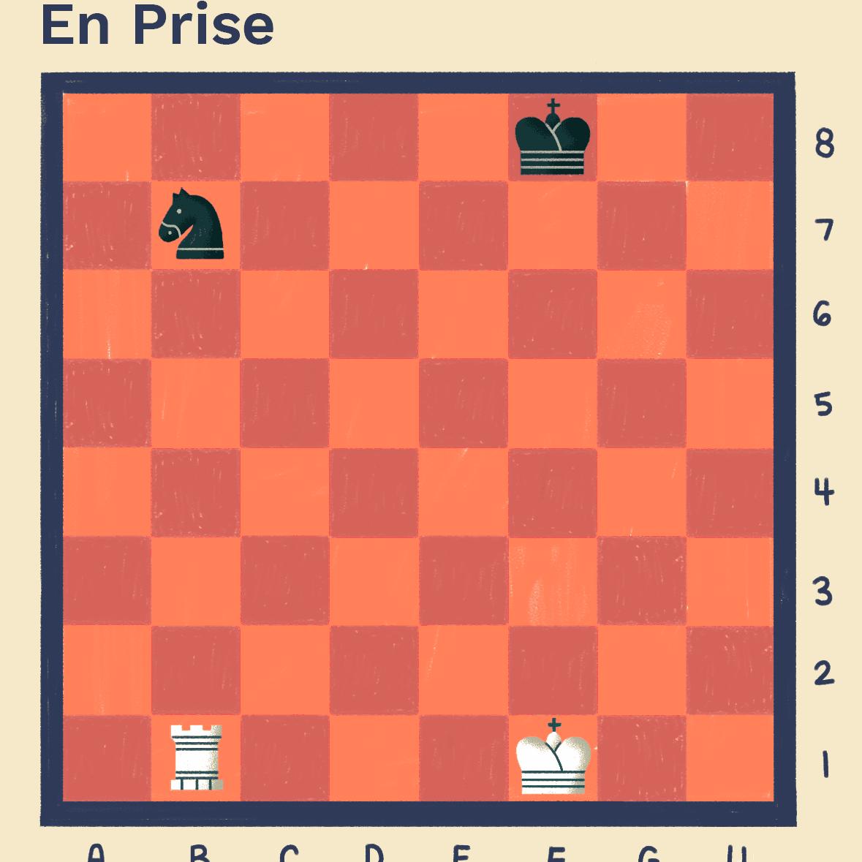 en prise in chess