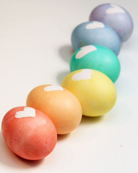 46 Ways To Decorate Easter Eggs