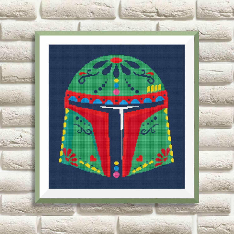 10 Star War Cross Stitch Patterns