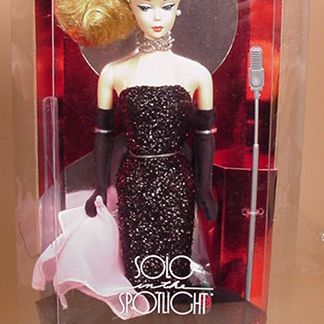 Solo in the Spotlight Reproduction Modern Barbie