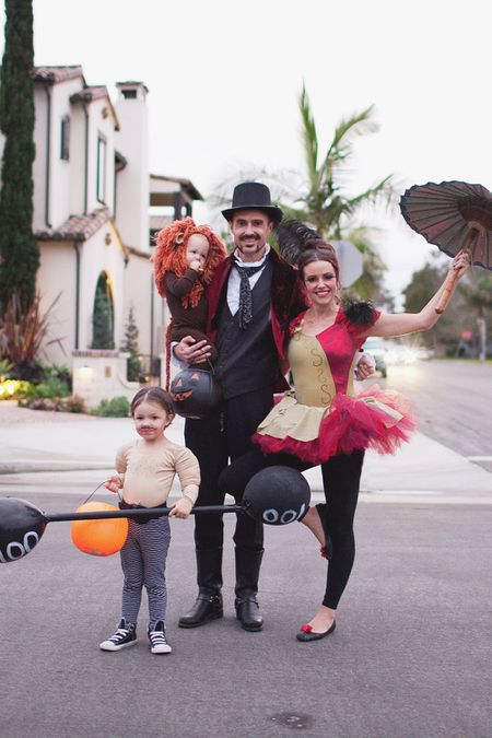 33 Diy Family Halloween Costume Ideas