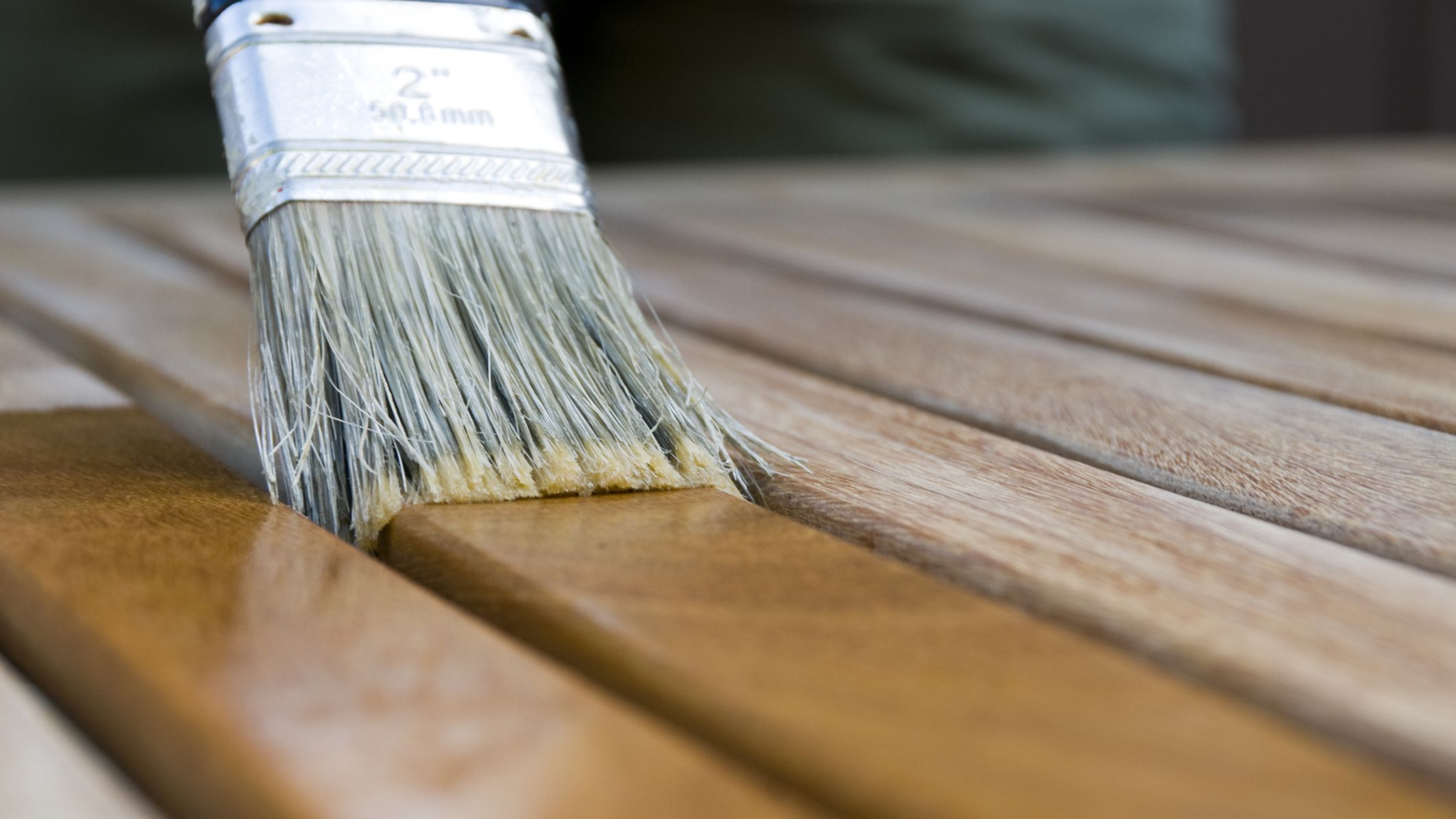 Remove All Sanding Dust Before Finishing Wood