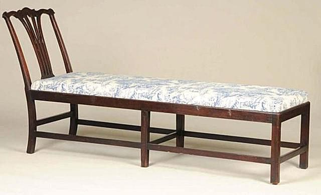 Chippendale Long Chair