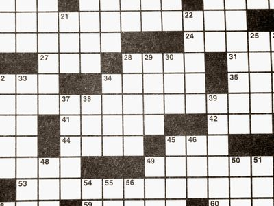 popular pastime crossword puzzles for the public