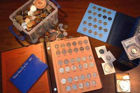 How to Sell the Coins That I've Inherited