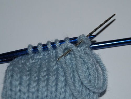 Knit off