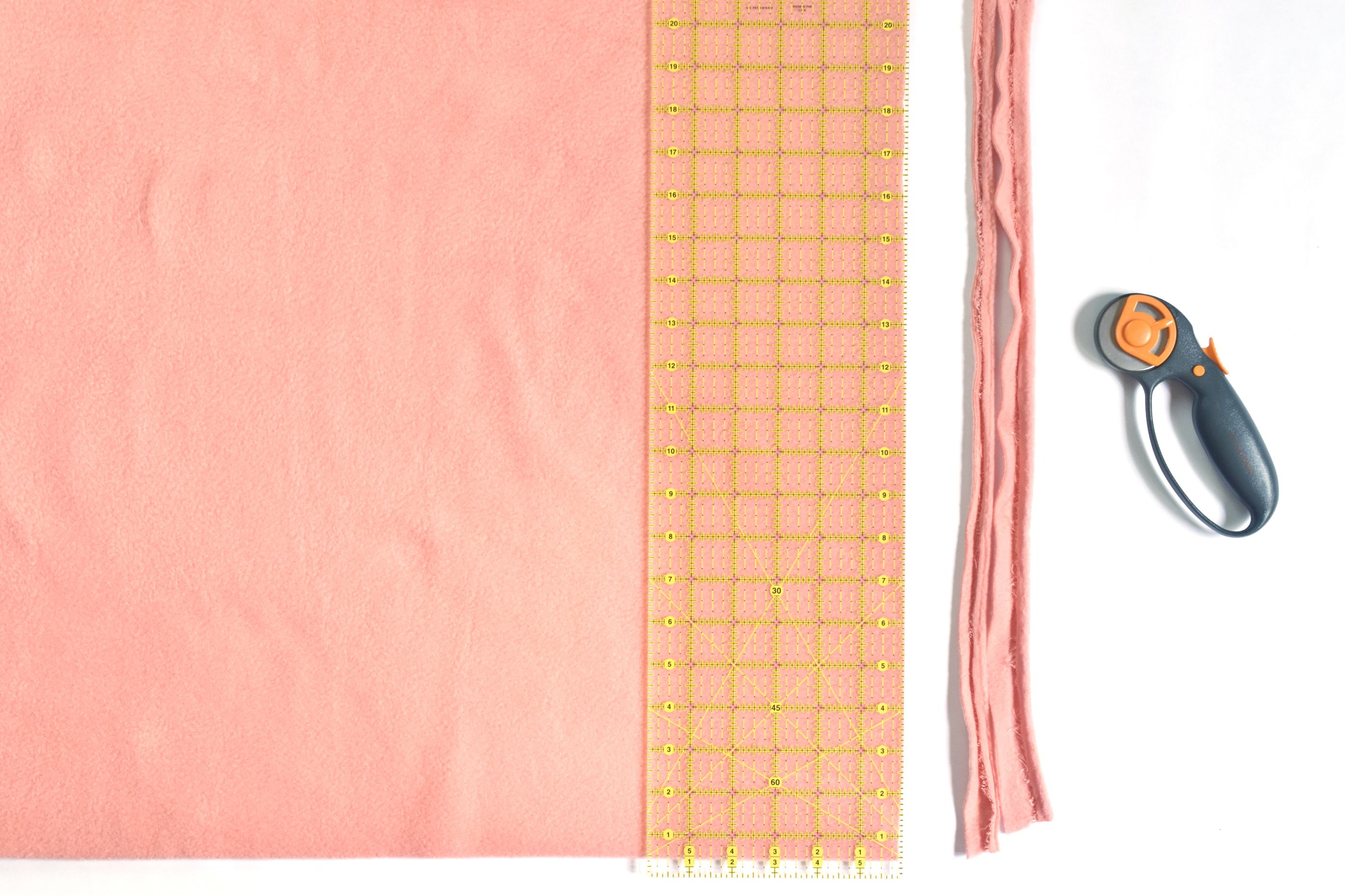 How to Make a Snuggle Blanket With Sleeves