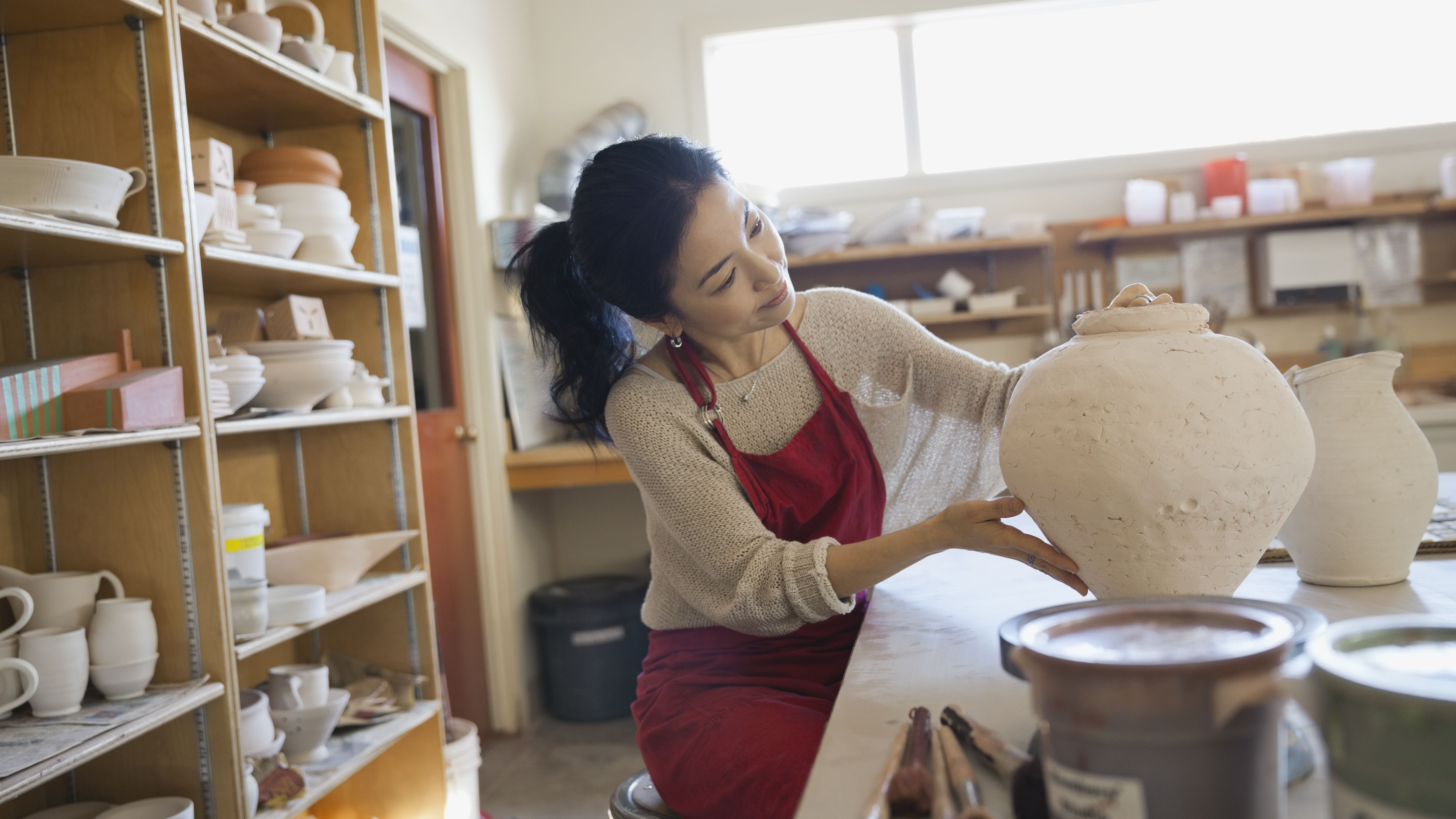 How Long Does Pottery Take?
