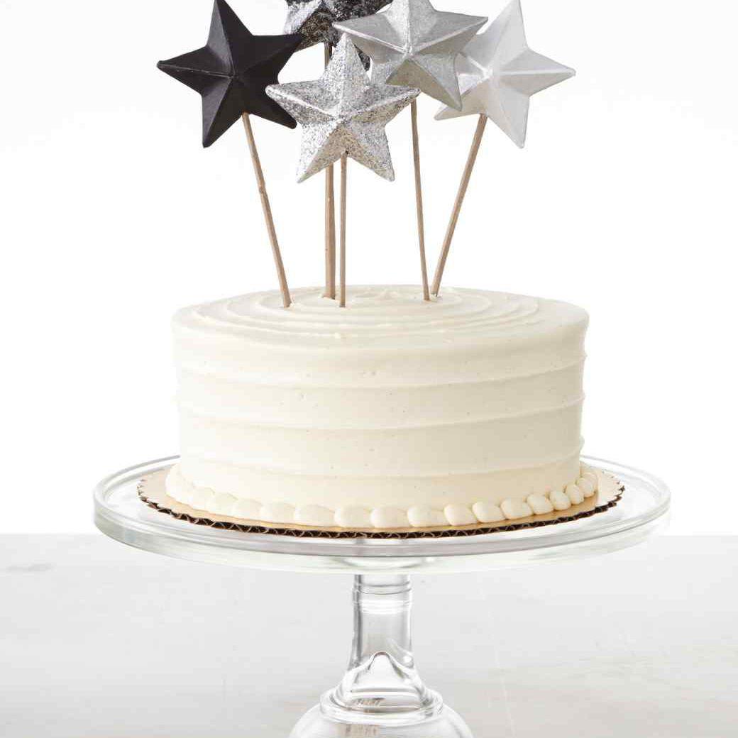 Make Papier Mache Cake Toppers