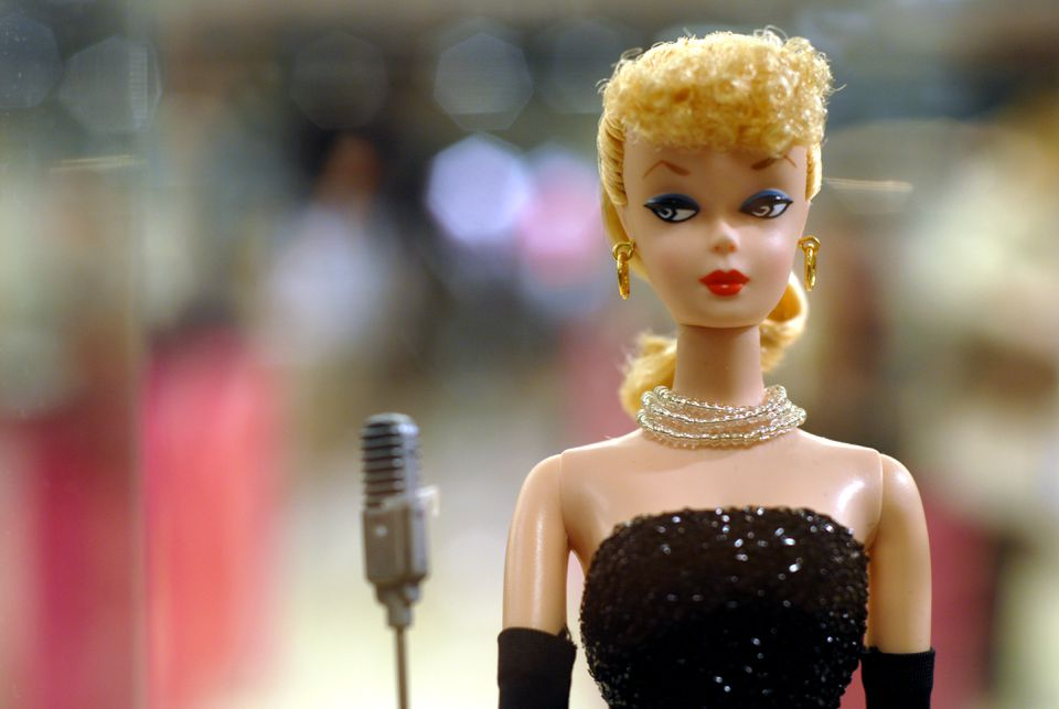 Designer Robert Best Celebrates Barbie's 50th Anniversary At Bloomingdales