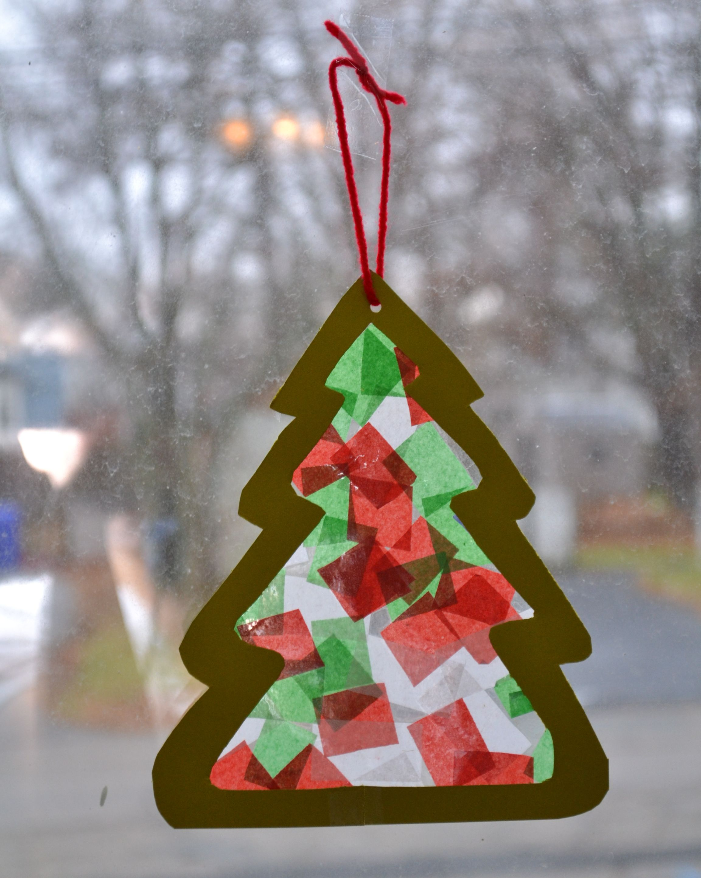 Paper Christmas Tree.20 Christmas Tree Crafts For Kids