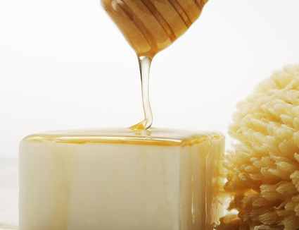 Milk and Honey Soap Bar