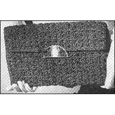 This Photo Was Originally Published in a 1945 Pattern Book Called Jack Frost Handbags