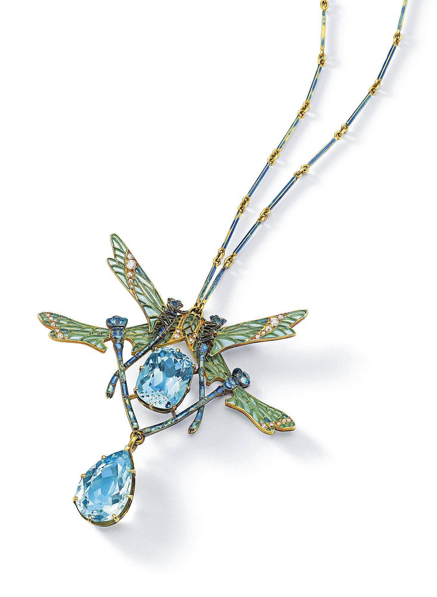 Rene Lalique Jewelry And Glassware