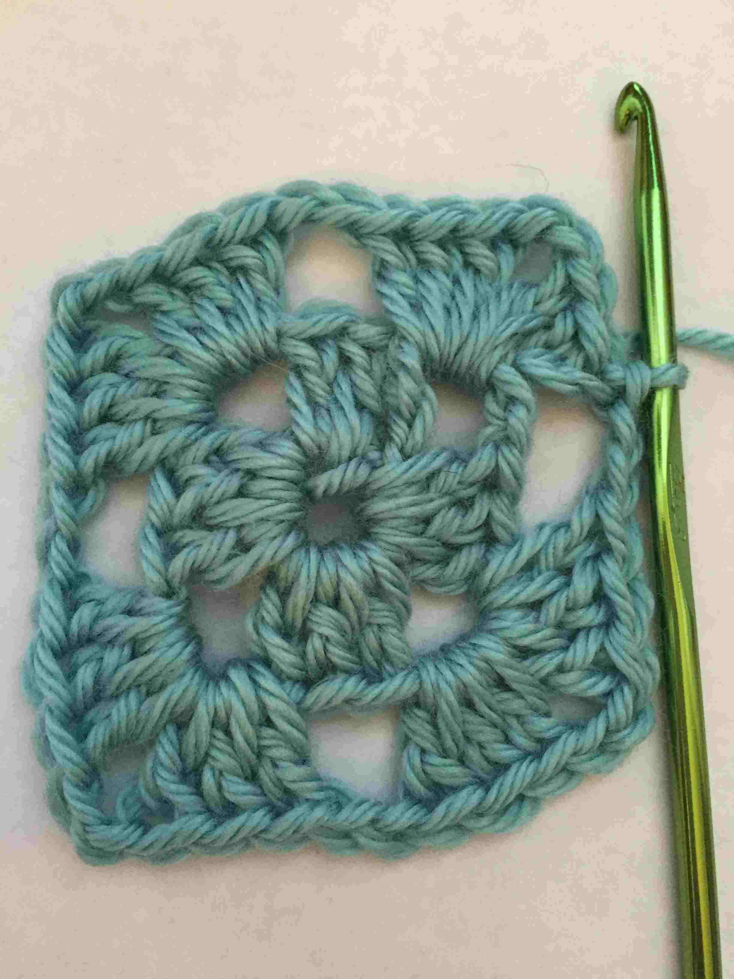 Easy granny square crochet pattern izmirmasajfo