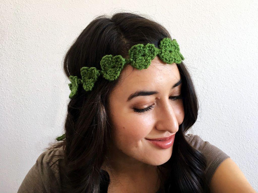 12 Free Patterns For Crochet Headbands