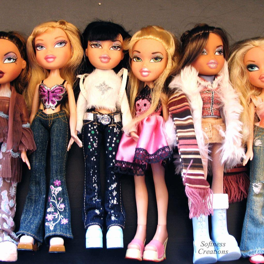 The History Of Bratz Dolls