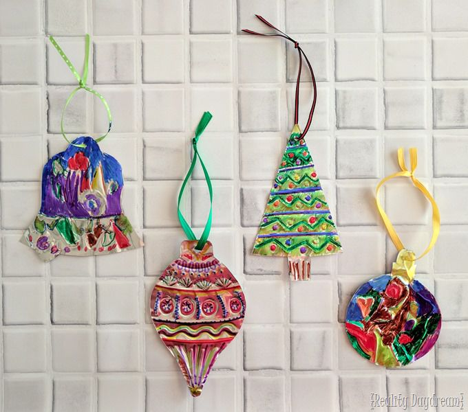 Christmas Ornaments – Christmas Crafts For Kids!