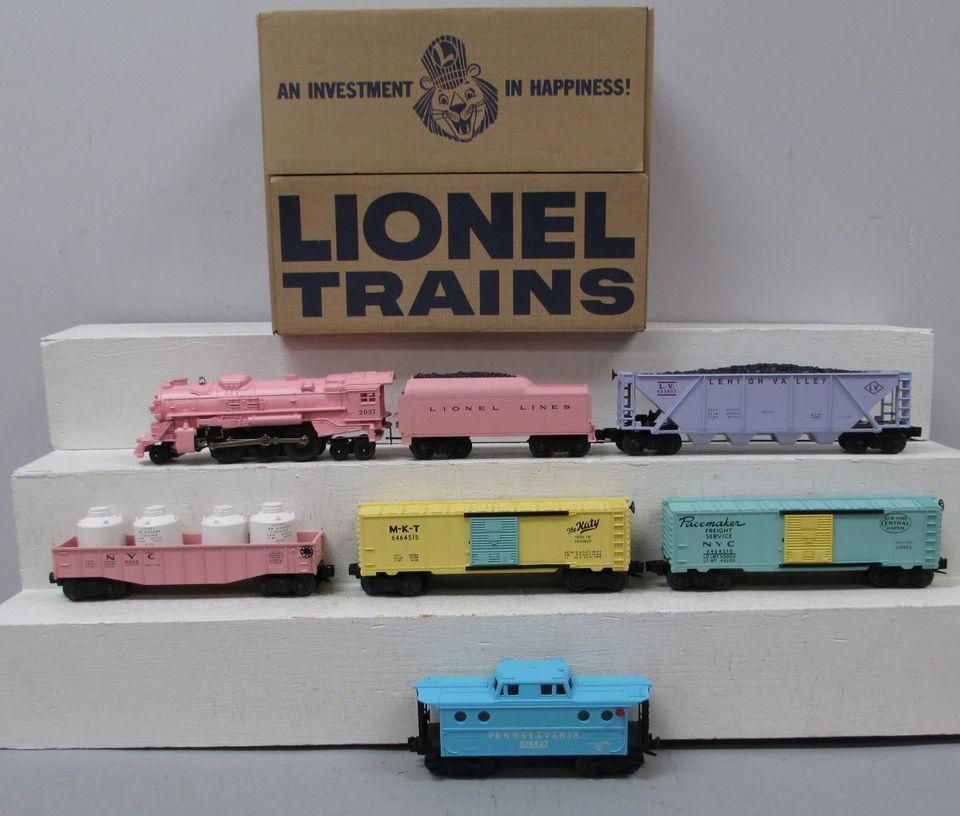 Lionel's Girls Train